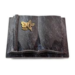 Antique/Indisch-Black Rose 3 (Bronze)
