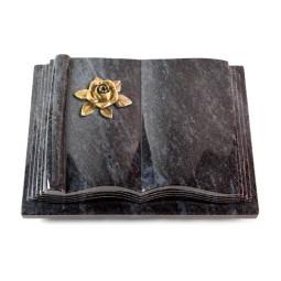 Antique/Indisch-Black Rose 4 (Bronze)