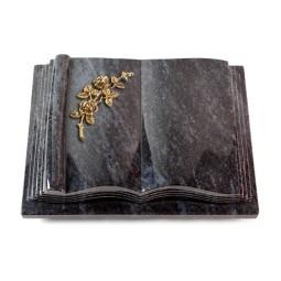 Antique/Indisch-Black Rose 5 (Bronze)