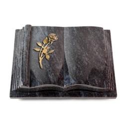 Antique/Indisch-Black Rose 6 (Bronze)