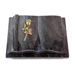 Antique/Indisch-Black Rose 8 (Bronze)