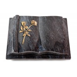 Antique/Indisch-Black Rose 10 (Bronze)