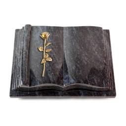 Antique/Indisch-Black Rose 12 (Bronze)