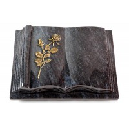 Antique/Indisch-Black Rose 13 (Bronze)