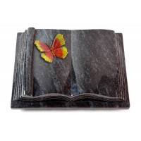 Antique/Indisch-Black Papillon 2 (Color)