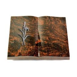 Livre/New Kashmir Lilienzweig (Alu)