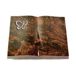 Livre/New Kashmir Papillon (Alu)