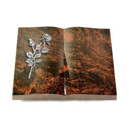 Livre/New Kashmir Rose 13 (Alu)
