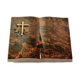 Livre/New Kashmir Kreuz 1 (Bronze)