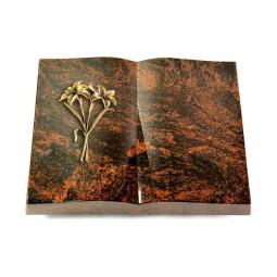 Livre/New Kashmir Lilie (Bronze)