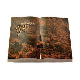 Livre/New Kashmir Rose 1 (Bronze)