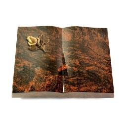 Livre/New Kashmir Rose 3 (Bronze)